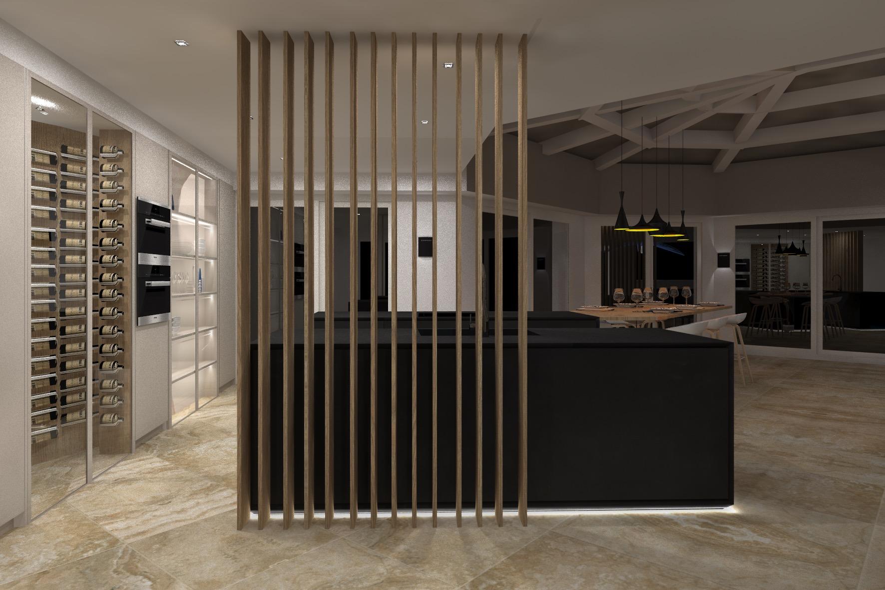 Appartement de 180m2 Cavalaire projet 23