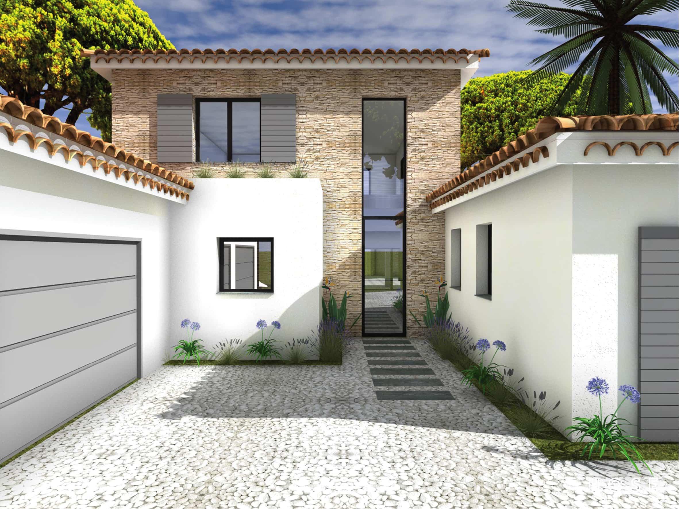 Conception villa haut de gamme Guerrevieille3