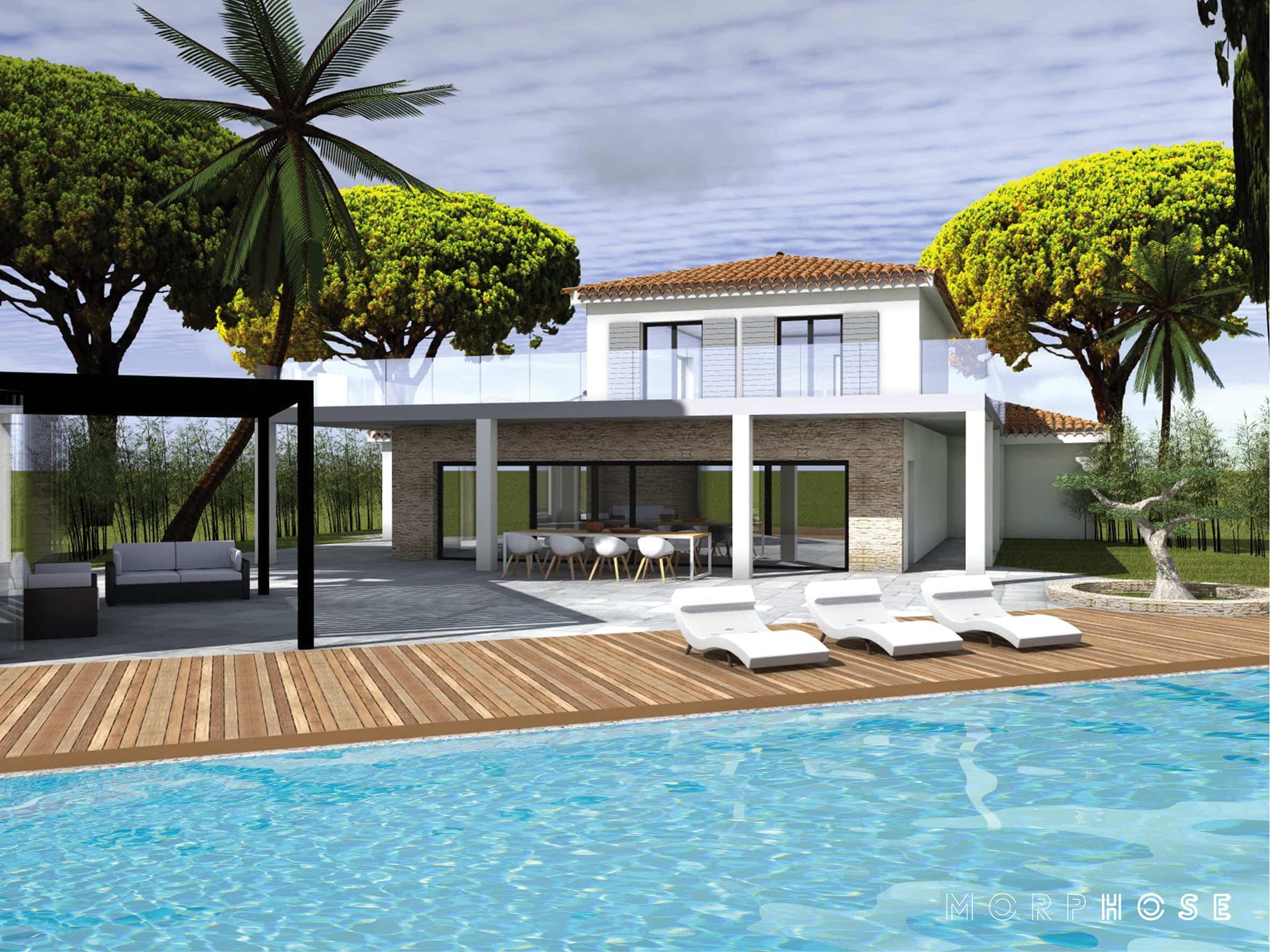 Conception villa haut de gamme Guerrevieille4