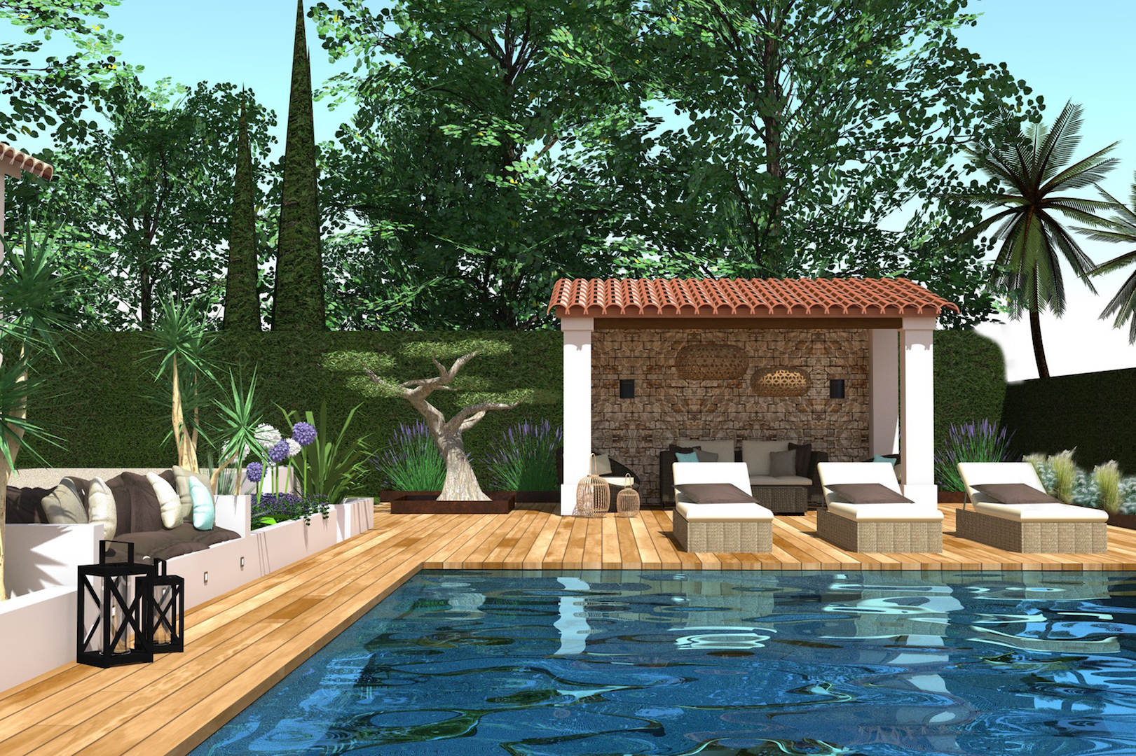 Renovation Beauvallon Grimaud12