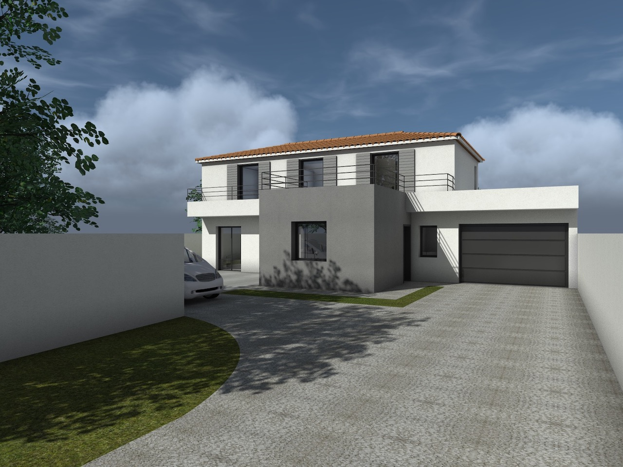 Construction d'une maison draguignan1