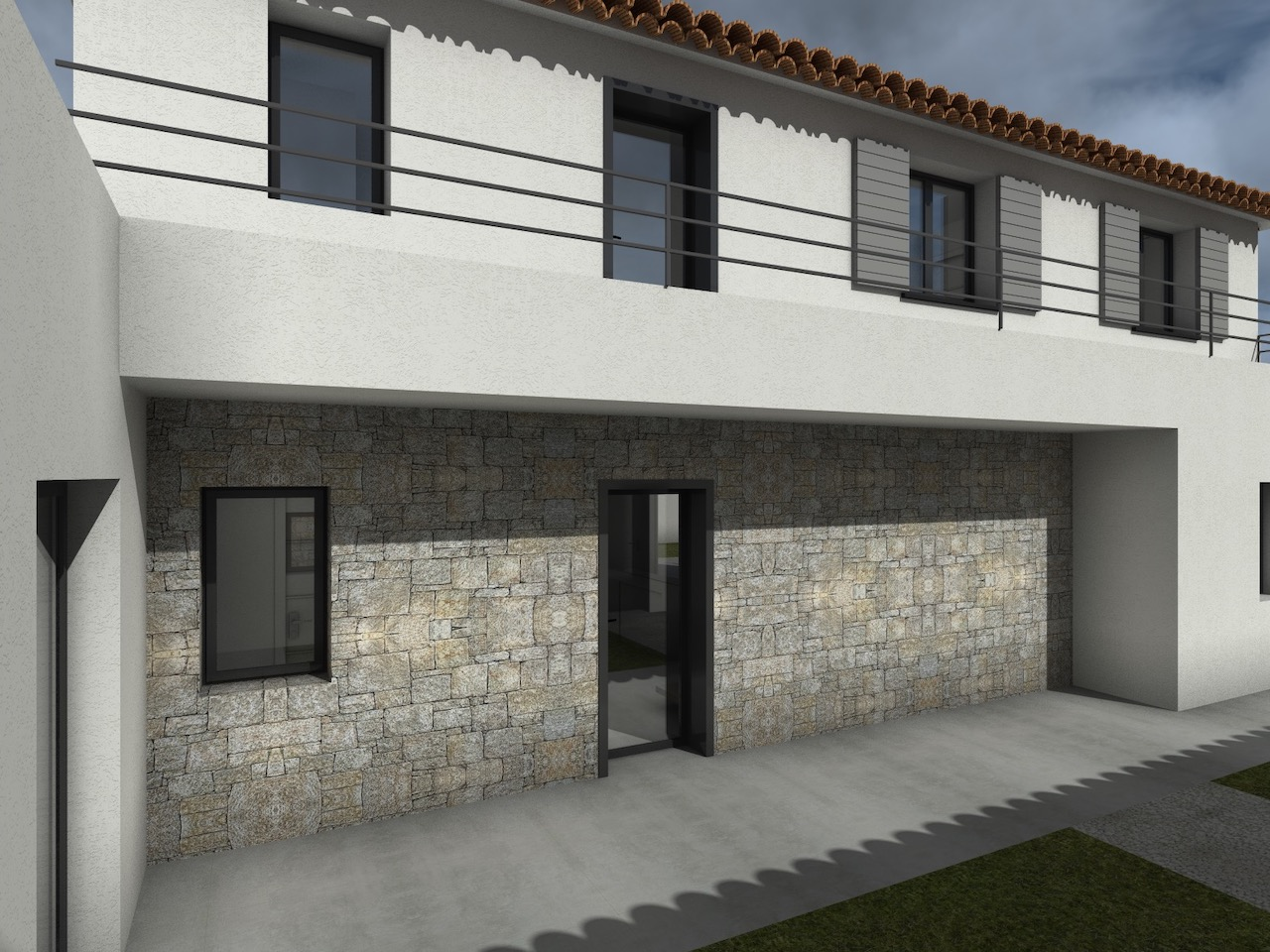 Construction d'une maison draguignan4