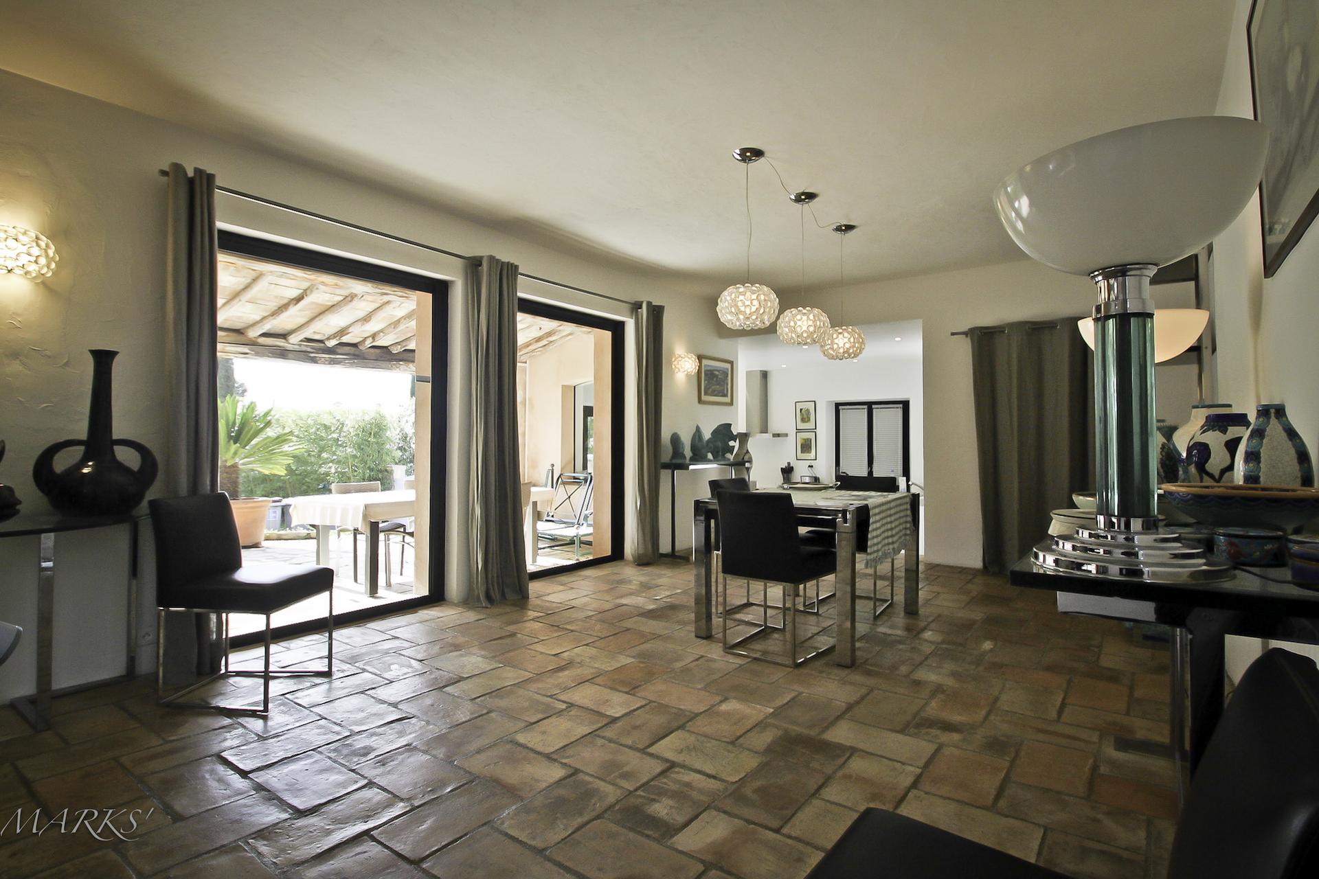 Rénovation villa sémaphore
