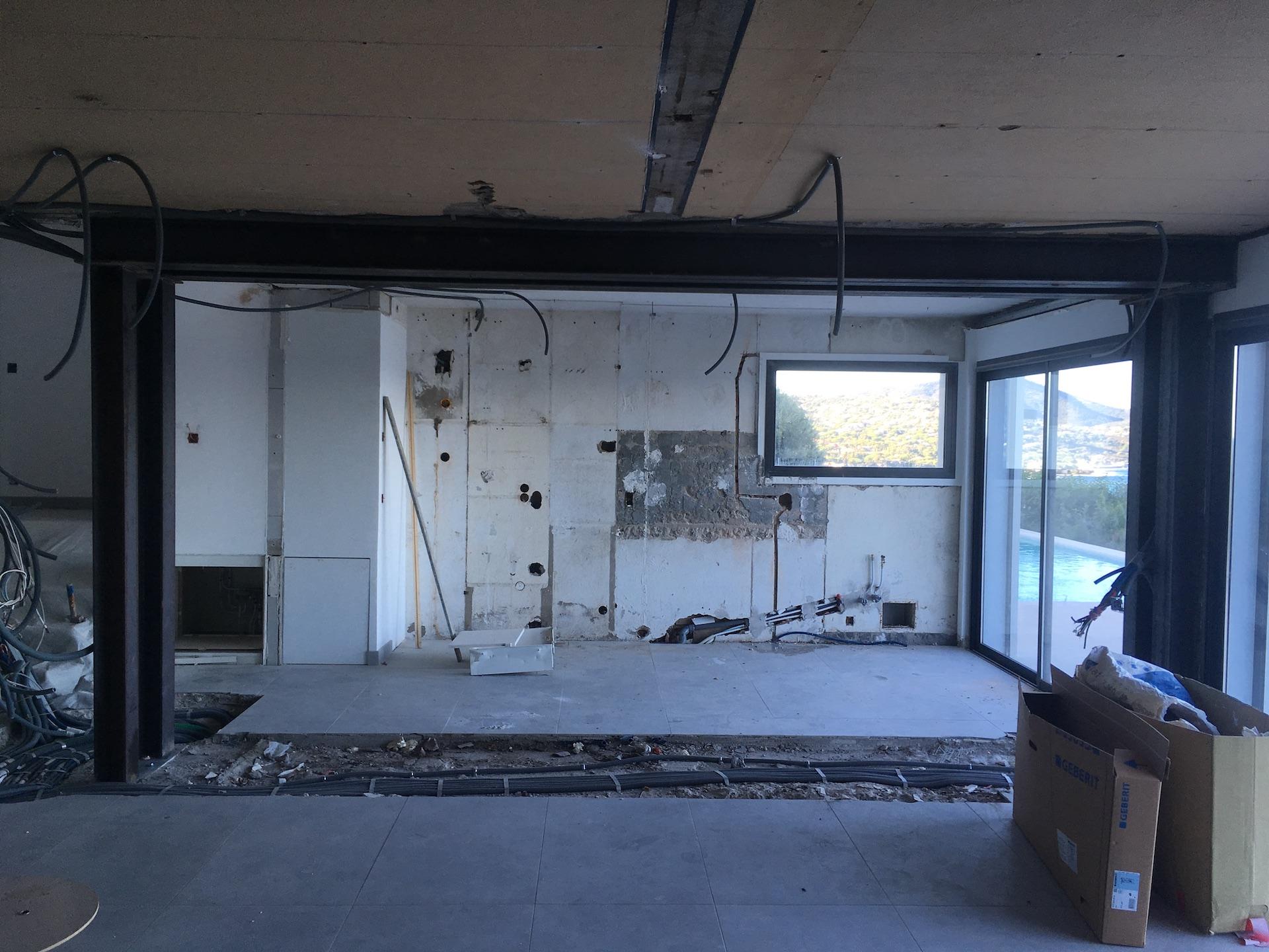 renovation villa pointe des sardinaux var14