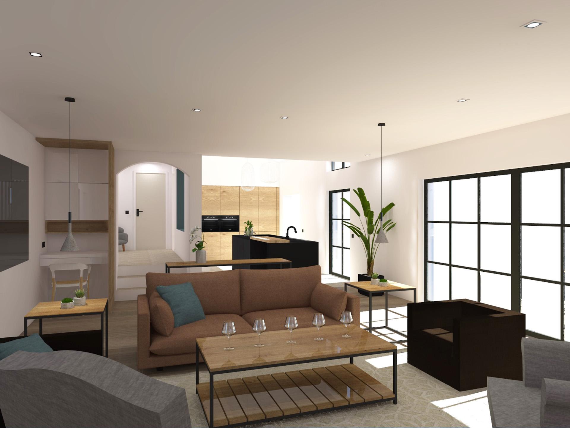 Décoration-cuisine-salon-Sainte-Maxime-architecte-interieur-var2
