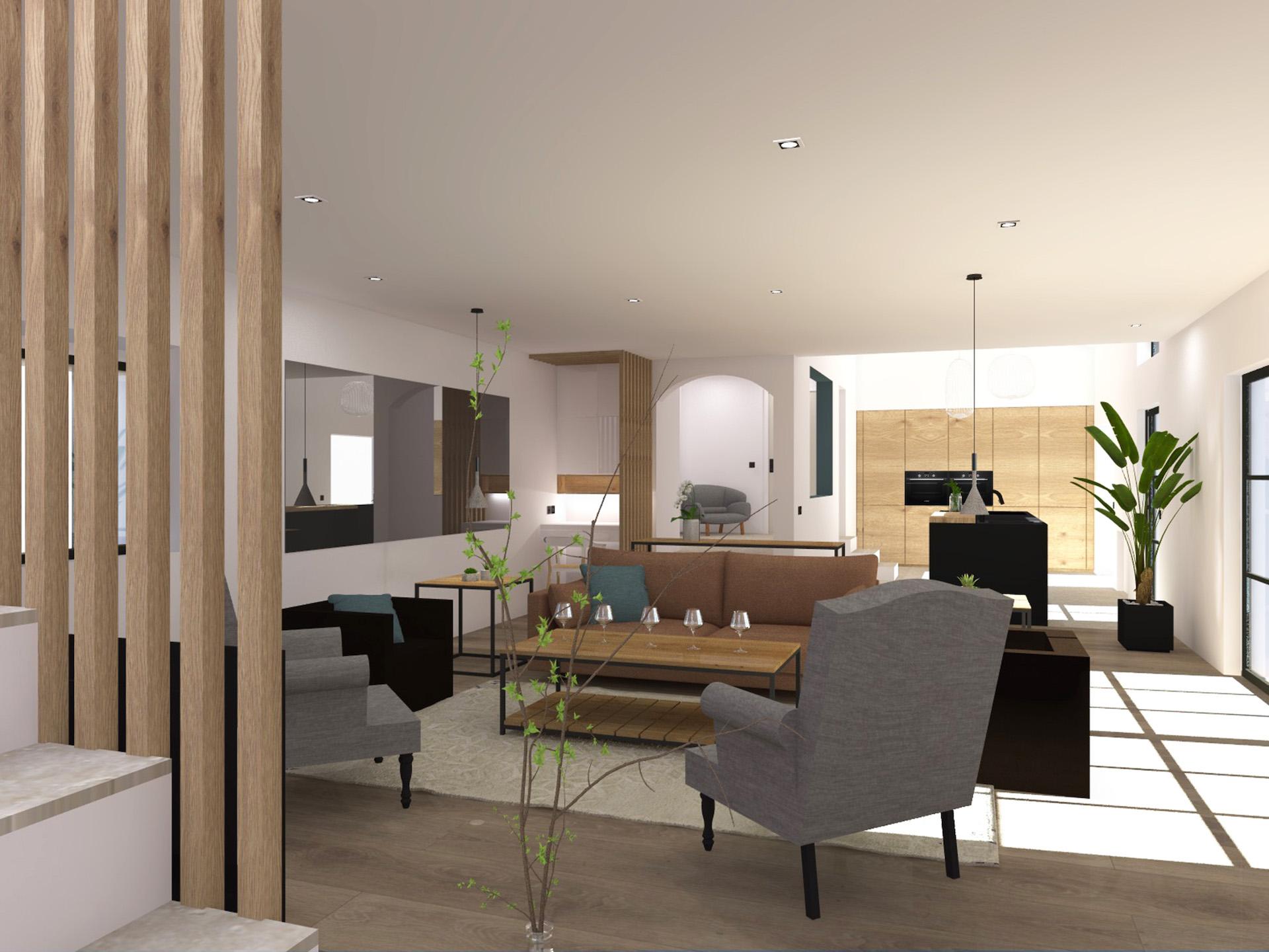 Décoration-cuisine-salon-Sainte-Maxime-architecte-interieur-var3
