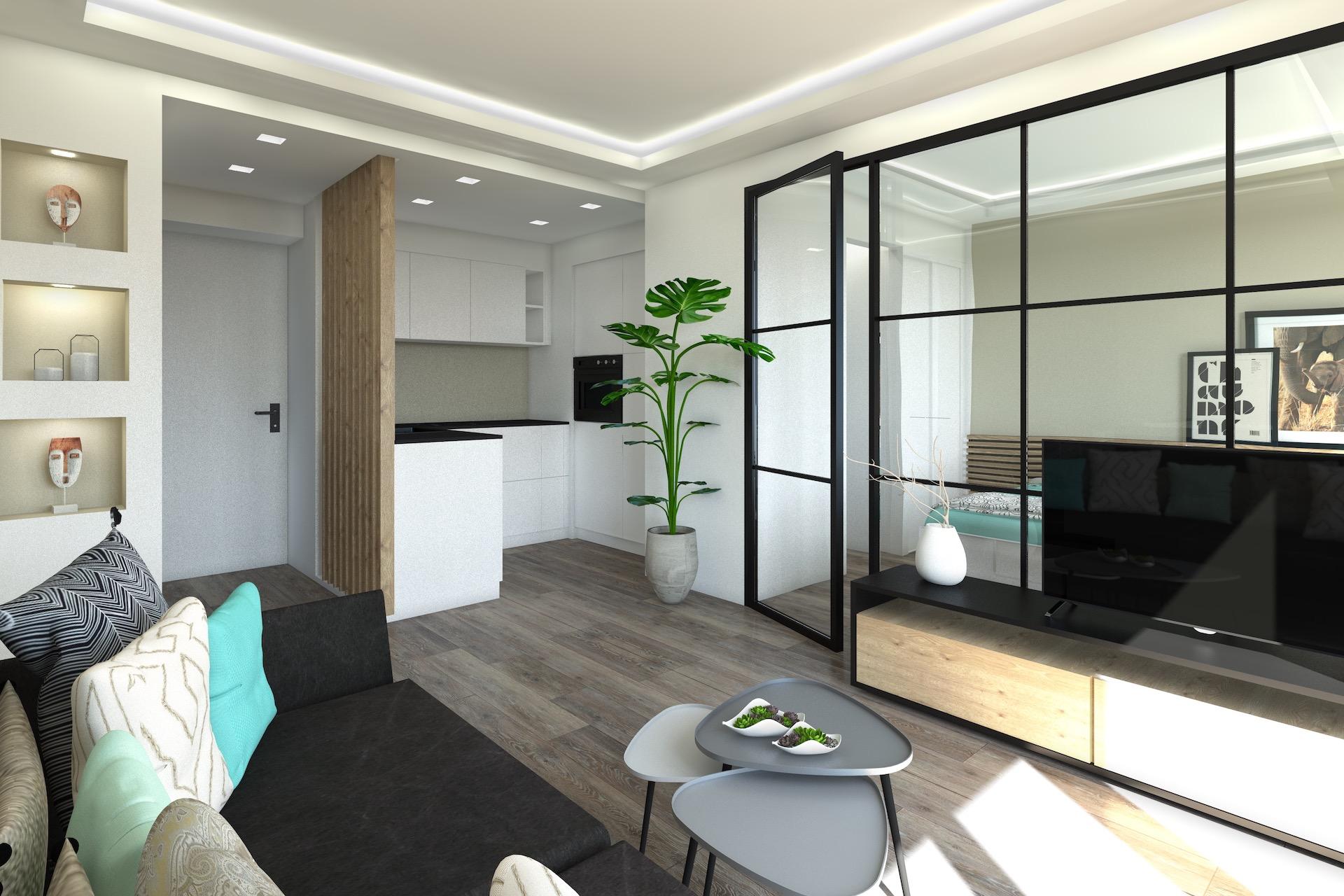 Rénovation-aménagement-décoration-appartement-Sainte-Maxime-architecte-interieur-var7