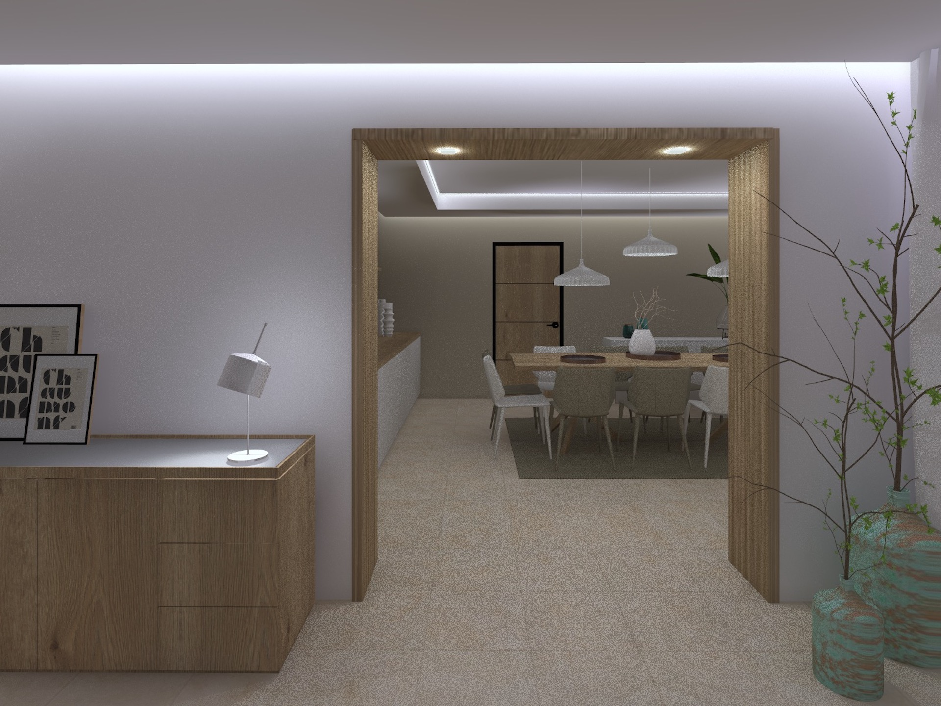 renovation villa luxe semaphore sainte-maxime var architecture interieure16