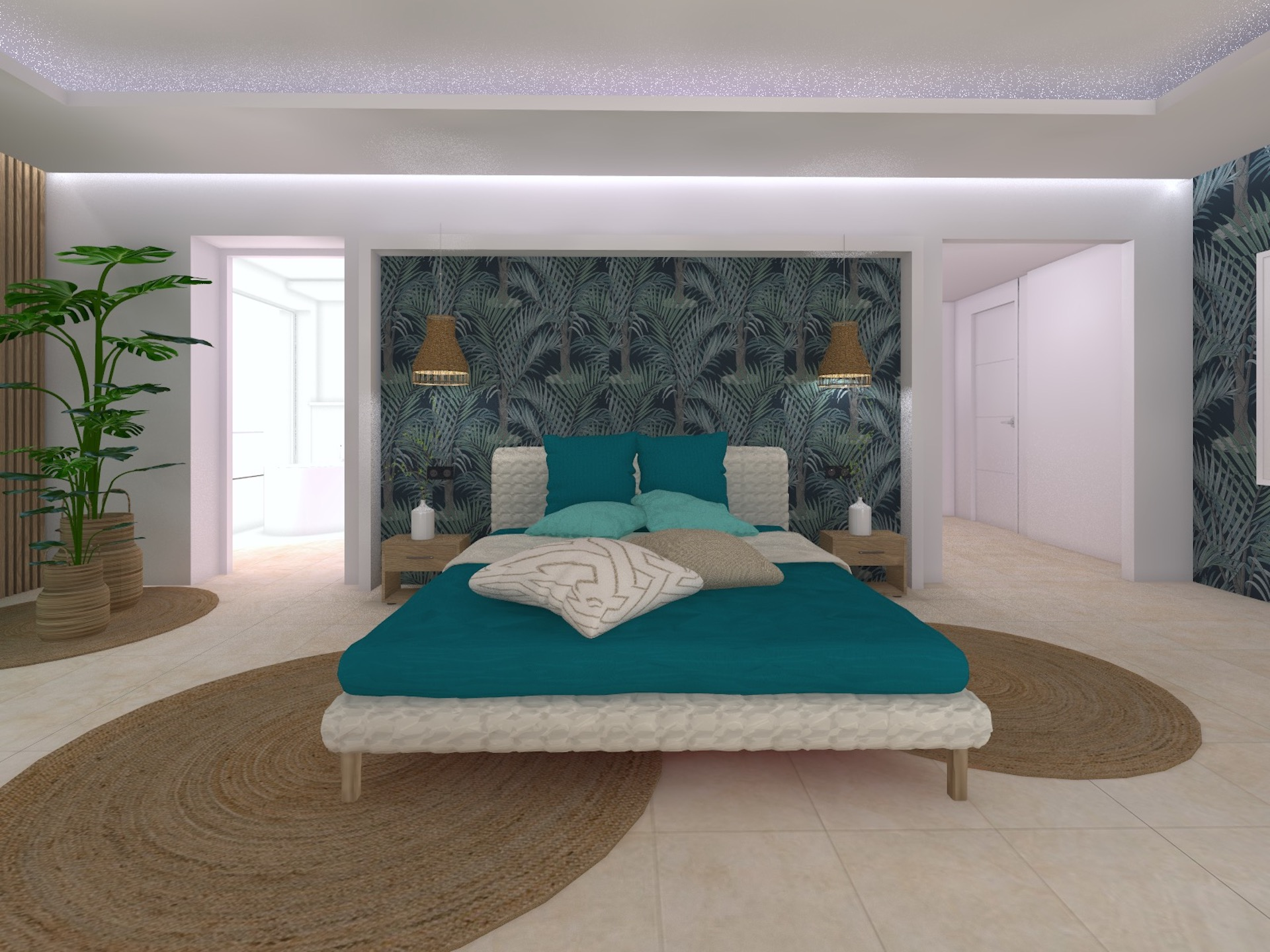 renovation villa luxe semaphore sainte-maxime var architecture interieure23