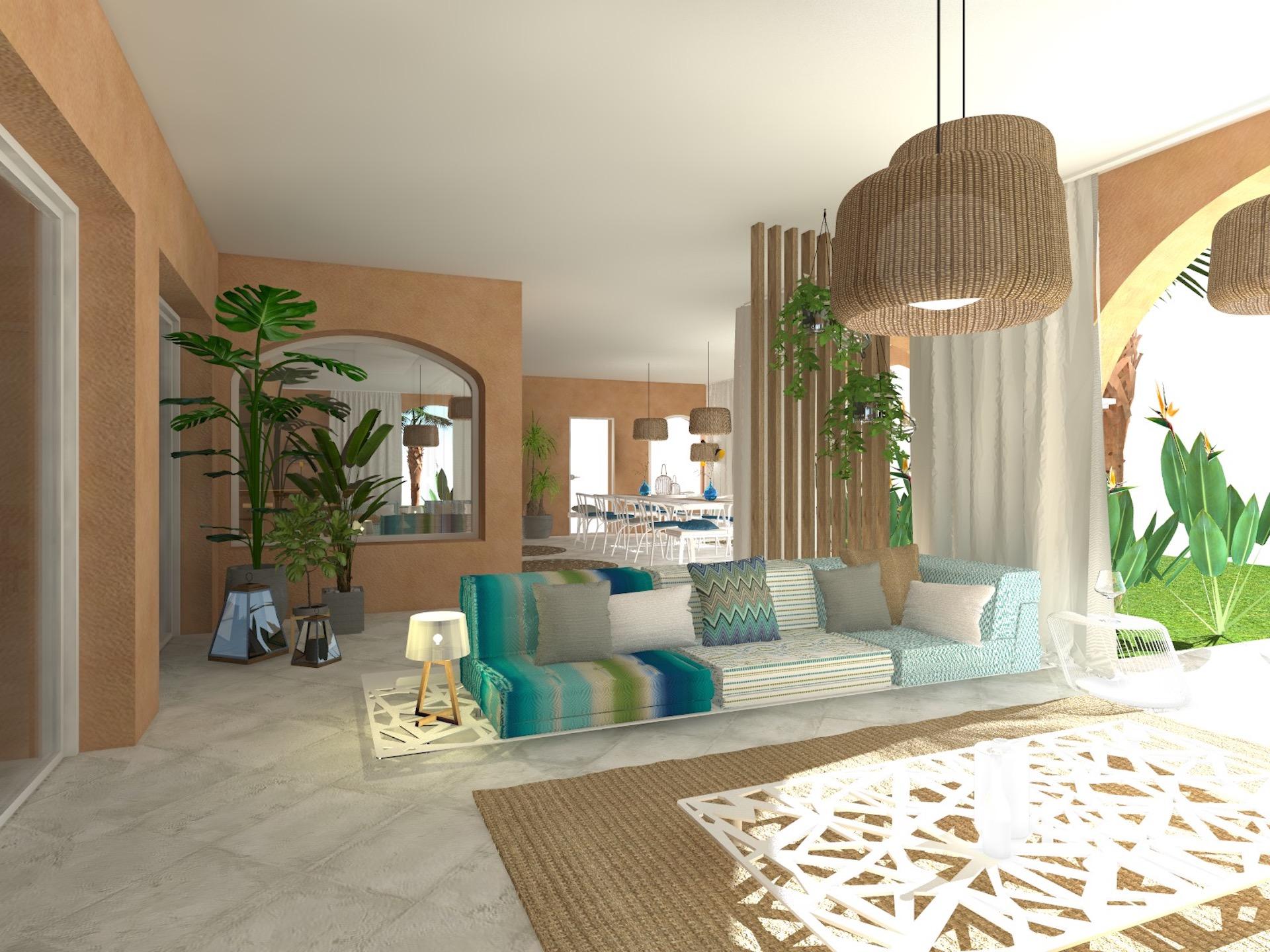 renovation villa luxe semaphore sainte-maxime var architecture interieure29