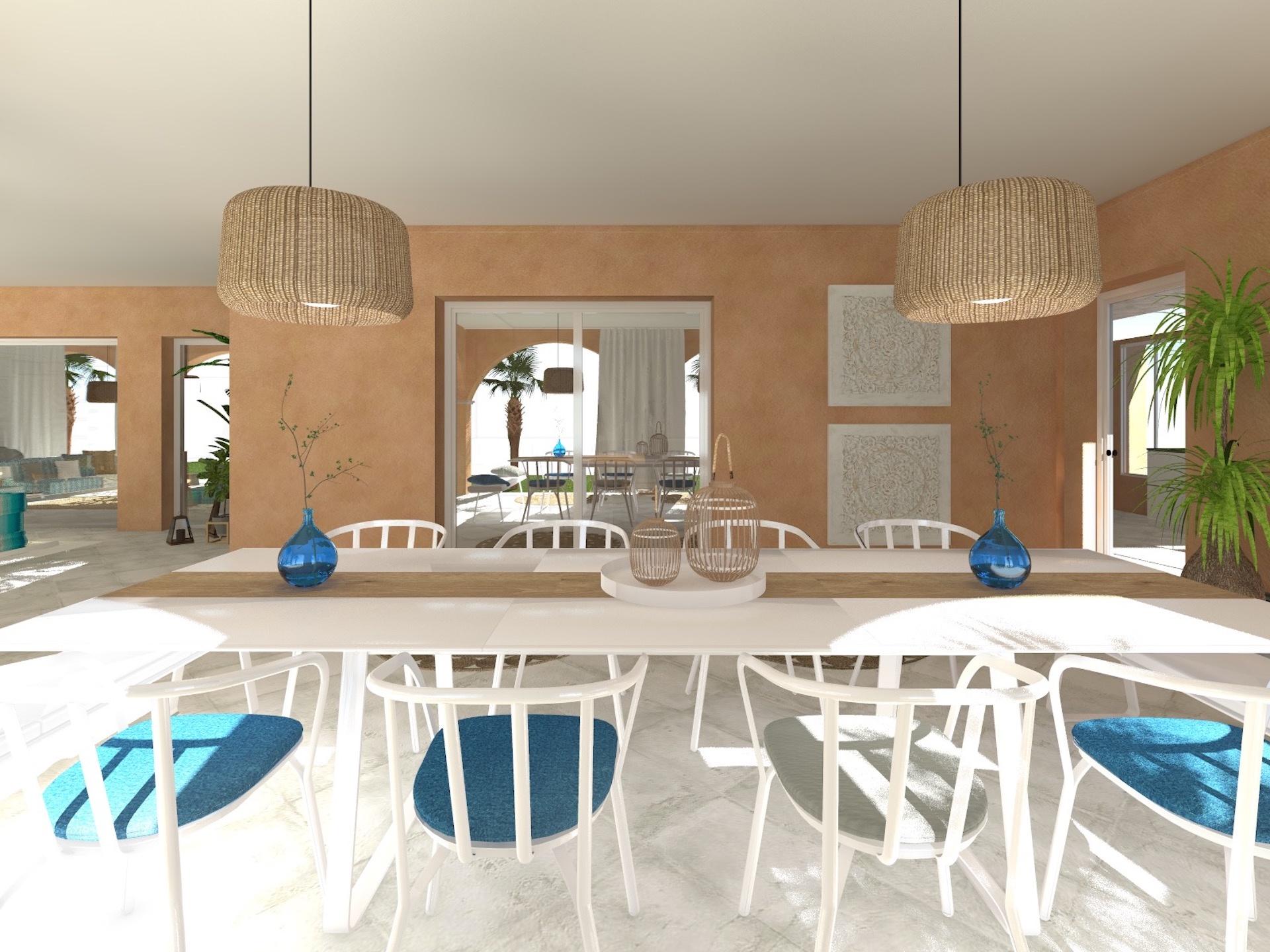 renovation villa luxe semaphore sainte-maxime var architecture interieure30