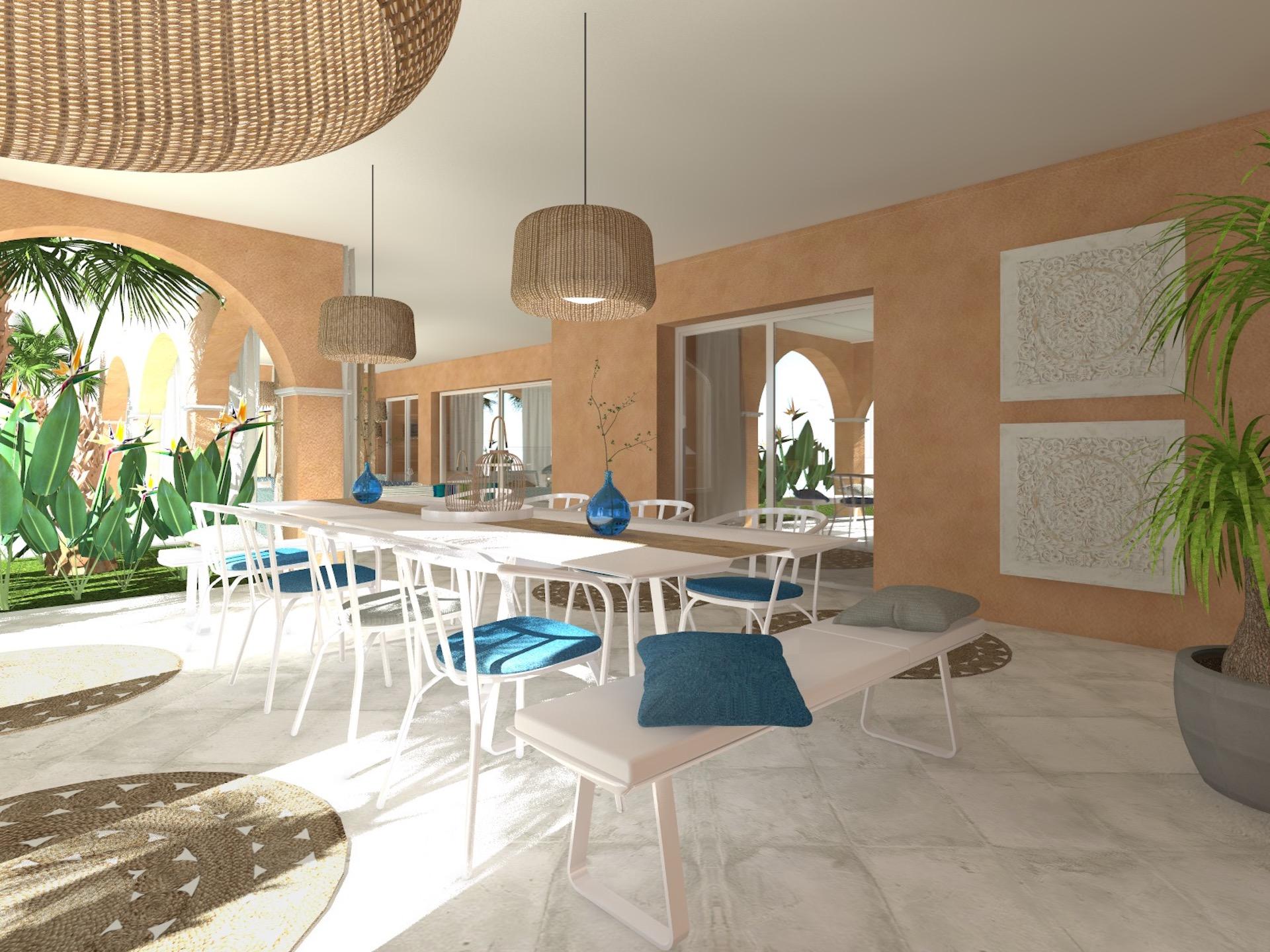 renovation villa luxe semaphore sainte-maxime var architecture interieure31