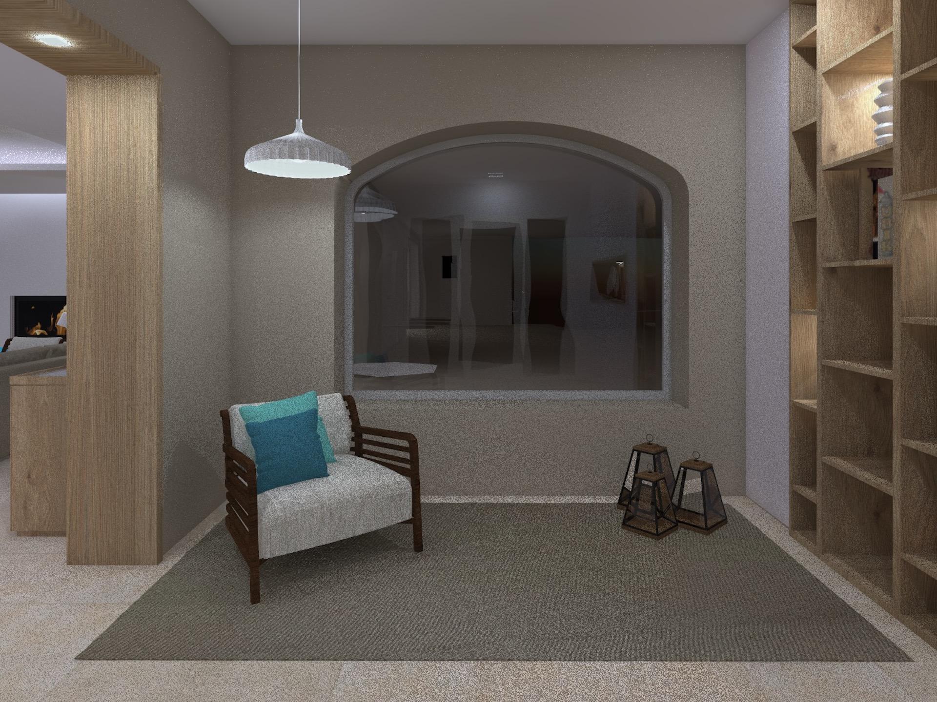 renovation villa luxe semaphore sainte-maxime var architecture interieure33